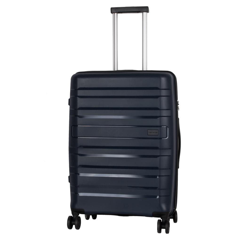 Travelite Cestovní kufr Kosmos 4w M Navy 72/80 l