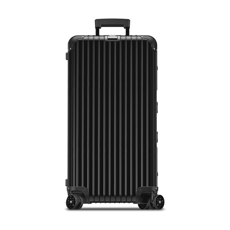 Rimowa Velký cestovní kufr topas stealth sport 100 l, e-tag