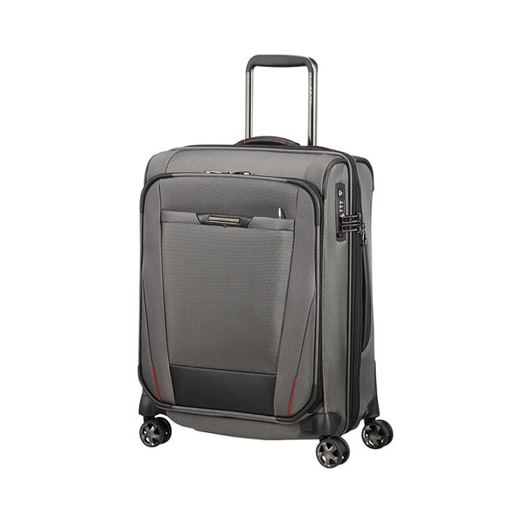 Samsonite Kabinový kufr PRO-DLX5 40,5/51,5 l - šedá
