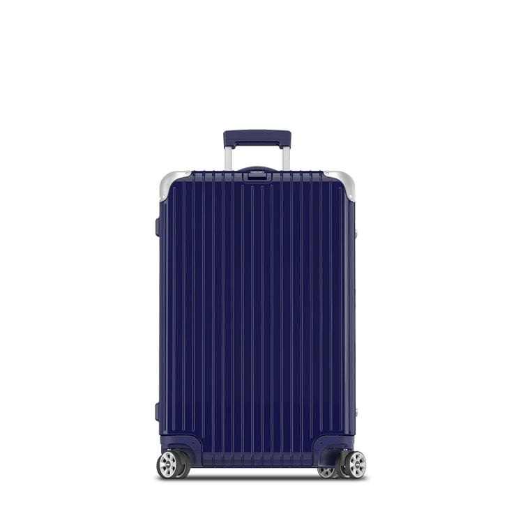 Rimowa Cestovní kufr Limbo 73 l modrá