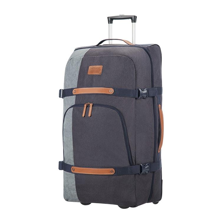 7ebc727711d Velká cestovní taška na kolečkách Rewind Natural 113 l - Samsonite ...
