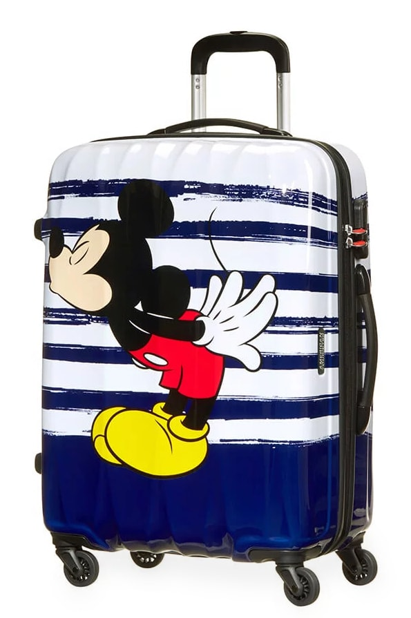 American Tourister Cestovní kufr Disney Legends Spinner 19C 62,5 l - Mickey Kiss