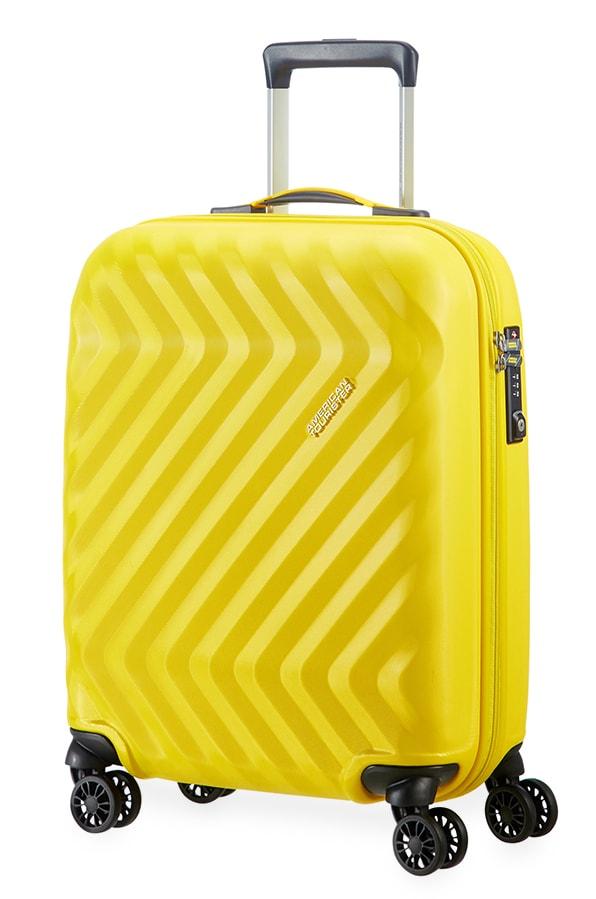 American Tourister Kabinový cestovní kufr ZiggZagg Spinner 23G 32,5 l žlutá