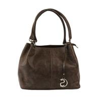 Dámská kožená kabelka 4807