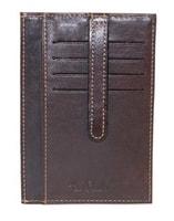 Kožené pouzdro na doklady a karty 1203