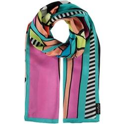 5c1fa4dc3e6 Dámský hedvábný obdélníkový šátek 622170. Fraas