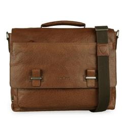 Pánska kožená taška cez rameno Sutton 4010002570 2359f7c91c2