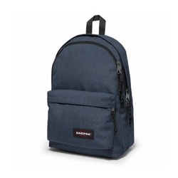 EASTPAK, OUT OF OFFICE 2.0 DOUBLE DENIM - MĚSTSKÉ BATOHY