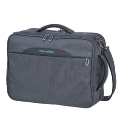 TRAVELITE, TRAVELITE CROSSLITE COMBI BAG ANTHRACITE - NA NOTEBOOK