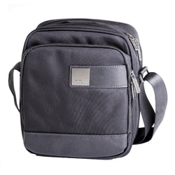 TITAN, TITAN POWER PACK SHOULDER BAG BLACK - TAŠKY NA NOTEBOOKY A DOKUMENTY