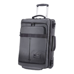 Kabinový kufr Samsonite CityVibe Duffle with Wheels 55 Expandable 42V-013 - šedá