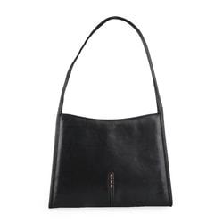 Dámska kožená kabelka cez rameno 1135014 černá. Hajn fa4ca59aed7