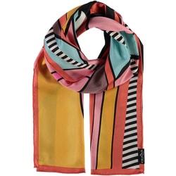 ... ŠÁLY Dámský hedvábný šátek Fraas s originálním motivem v pestrobarevném  provedení.a ... 1be0ed4cc6