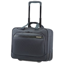 Kabinový kufr Samsonite Vectura Office Case with Wheels 15,6' 39V-009 - šedá
