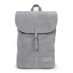 9e3623bd855 Městský kožený batoh Ciera Suede Grey 17 l