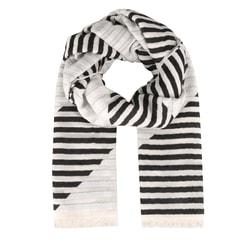 a0d7b9c6a5c Bavlněný obdélníkový šátek Logo Jaquard K60K605149