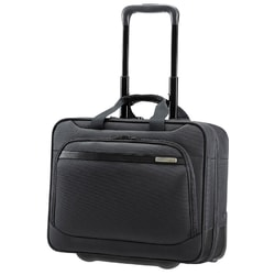 Kabinový kufr Samsonite Vectura Office Case with Wheels 15,6' 39V-009 - černá