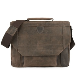 Pánska kožená taška cez rameno Hunter 4010002560. Strellson 2f28548e0a3