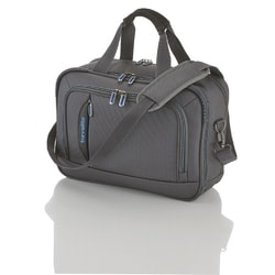 TRAVELITE, PALUBNÍ TAŠKA CROSSLITE BOARD BAG ANTHRACITE - NA NOTEBOOK