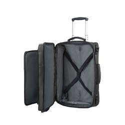 Kabínový kufor Samsonite CityVibe Duffle with Wheels 55 Expandable 42V-013 - šedá