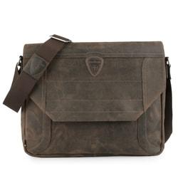 Pánska kožená taška cez rameno Hunter 4010002561 11027e3b057