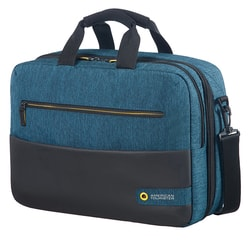 "AMERICAN TOURISTER, TAŠKA NA NOTEBOOK 15,6"" CITY DRIFT 28G-005, MODRÁ - NA NOTEBOOK"