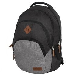 TRAVELITE, BATOH NEOPAK BACKPACK ANTHRACITE/GREY 22 L - BATOHY NA NOTEBOOK