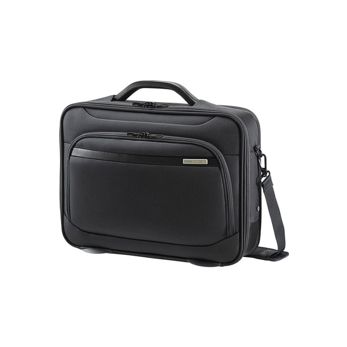 SAMSONITE, TAŠKA SAMSONITE VECTURA OFFICE CASE PLUS 16' 39V-002 - NA NOTEBOOK - PÁNSKE TAŠKY