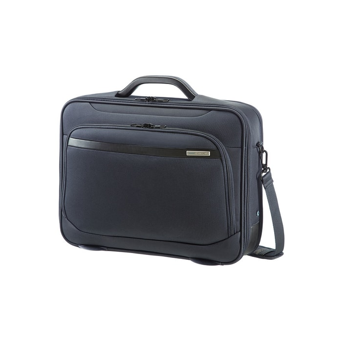 SAMSONITE, TAŠKA SAMSONITE VECTURA OFFICE CASE PLUS 17,3' 39V-003 - NA NOTEBOOK - PÁNSKE TAŠKY