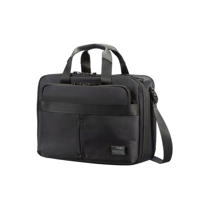 SAMSONITE, TAŠKA SAMSONITE CITYVIBE 3 WAY BUSINESS CASE 16' EXPANDABLE 42V-007 - NA NOTEBOOK - PÁNSKÉ TAŠKY