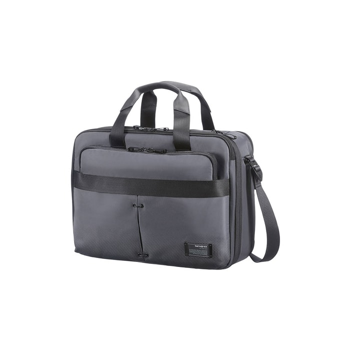 "SAMSONITE, TAŠKA CITYVIBE 3 WAY BUSINESS CASE 16"" EXPANDABLE 42V-007 - NA NOTEBOOK - PÁNSKÉ TAŠKY"