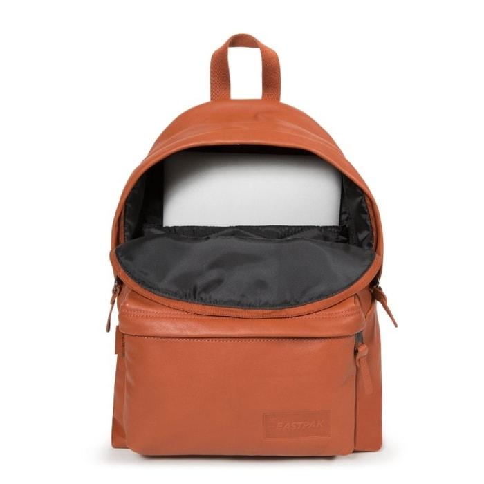 Kožený batoh Padded Pak r Leather EK62025U 24 l - EASTPAK - Městské ... cb47026e0f