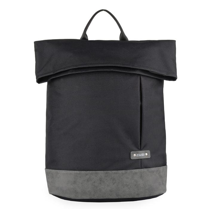 Unisexový městský batoh na notebook Olli 12 19 l O25 - Zwei - Batohy ... 233a87352f