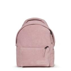 e01045a6c1a Dámský kožený batoh Orbit Sleek´r Suede Pink 11 l - EASTPAK - Dámske ...